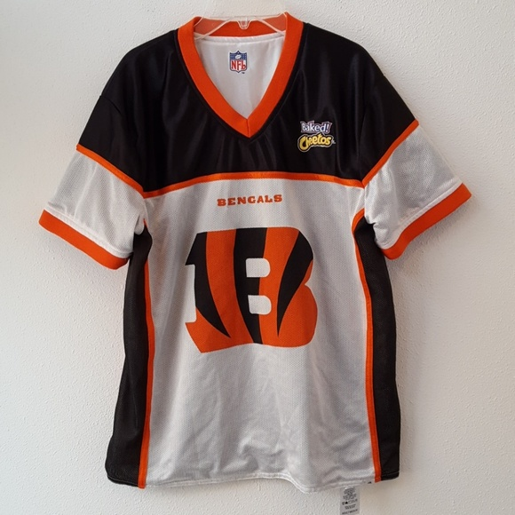 65d52da799a NFL Shirts | Bengals Reversible Flag Football Jersey | Poshmark